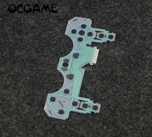 Ocgame SA1Q135A Geleidende Film Uitvoeren Film Keypad Flex Kabel Voor Playstation 3 PS3 Controller Oem Reparatie Onderdelen 10 Stks/partij