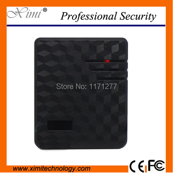 5pcs N35 rfid card reader access control card reader proximity 125KHZ ID card weigand26 reader ip65 waterproof door access control card reader weigand26 125khz rfid color attention light em id card reader