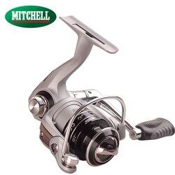 100% Mitchell AVOCET RZT 500UL 1000 2000 3000 4000 Spinning Reel 8BB/5.4: 1 Max przeciągnij 4.1-8.2 kg Multi Disc System przeciągania Peche kołowrotki