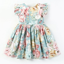 91826209e3477 Buy baby girls western dress and get free shipping on AliExpress.com