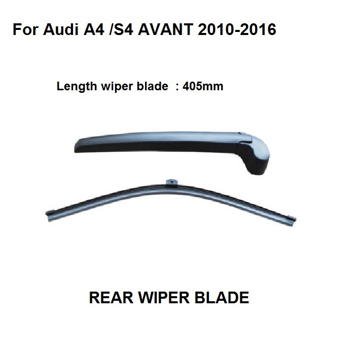 Rear Wiper Blade Complete For Audi A4 /S4 AVANT 2010 2016