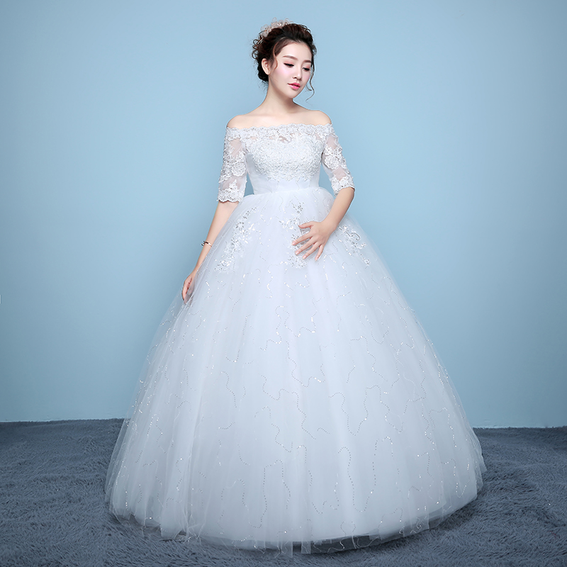 Maternity Photography Props Pregnant Dress for Baby Showers Wedding Gown Maternity Dresses for Photo Shoot White Long Dress in Dresses from Mother Kids