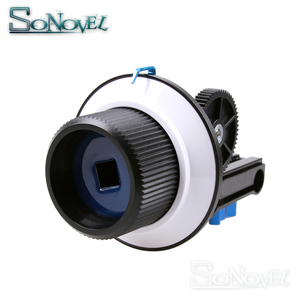 Image 5 - Accurate Focusing Follow Focus F1 with Gear Ring Belt for Canon Nikon Sony Lens DSLR Camera and Camcorder for 15mm Rod Rig