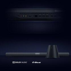 Oryginalny Xiao mi mi Mural TV Pad 65 cali 2G + 32G Smart TV kina domowego prawdziwe 4K HDR Ultra cienki telewizji Subwoofer DOLBY DTS telewizor z dostępem do kanałów 5