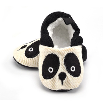 Cute Cartoon Rubber Bottom Shoes