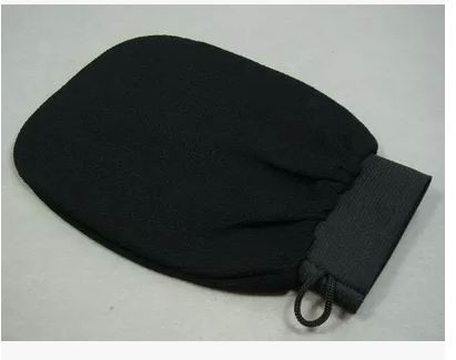 Free shipping DHL 200pcs lot morocco hammam scrub mitt magic peeling glove exfoliating tan removal mitt