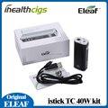 Em estoque New TC 40 W controle de temperatura box mod istick Eleaf iStick TC40W sub-ohm temp caixa mod istick 40 W