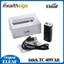 На складе Новый ТК 40 Вт temp control box mod istick Eleaf iStick TC40W суб-ом temp box mod istick 40 Вт