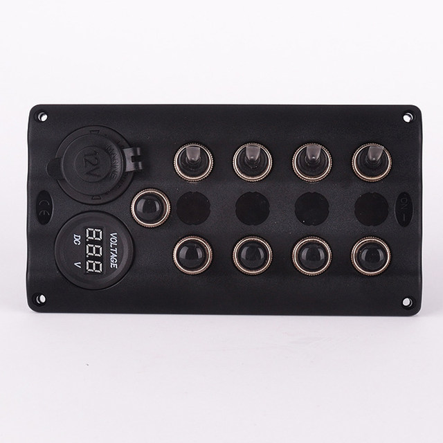 Online Shop 4Group RV Control Panel Switch Waterproof Yacht ...