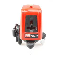 ACUANGLE A8827D лазерный уровень 360 self-leveling 3 линии 3 точек 2V1H3D Лазер Линия Портативный выравнивание Инструменты Диагностические-инструмент