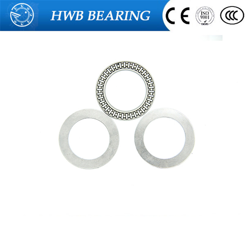 1Pc  AXK5578 & 2AS 889111 Thrust Needle Roller Bearing & Washers 55 x 78 x 3 mm Free shipping High Quality na4910 heavy duty needle roller bearing entity needle bearing with inner ring 4524910 size 50 72 22