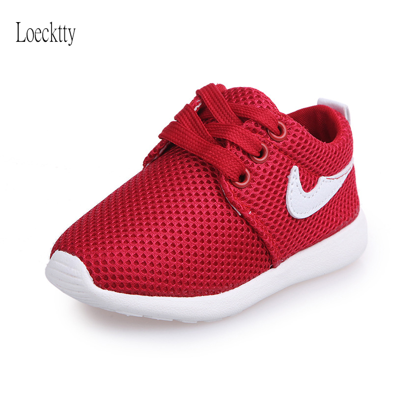Spring kids sports children Brands sneaker boy Girl Shoes baby shoes Children s shoes stylish and