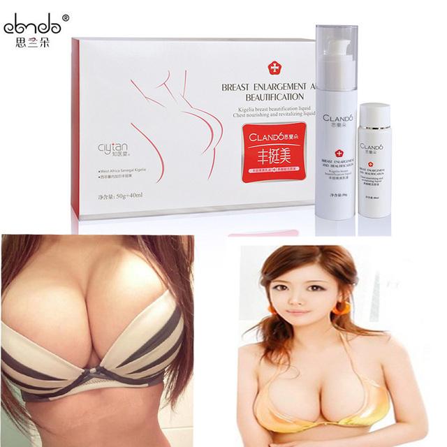 Extratos de ervas Ampliação do peito Creme Do Realce Do peito de Kigelia E Embelezamento Líquido Busto Grande Poderoso Produto Do Sexo Seguro