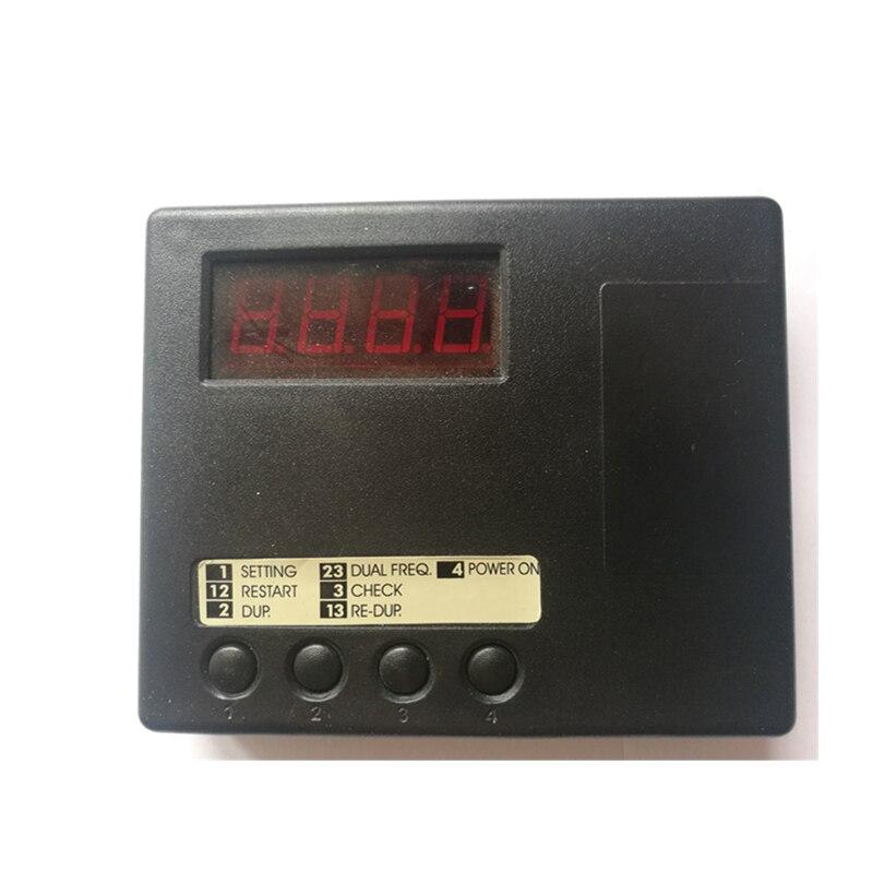 Remocon RMC-888 Télécommande Duplicateur Machine Double RF Klom 6 Pin Compatible