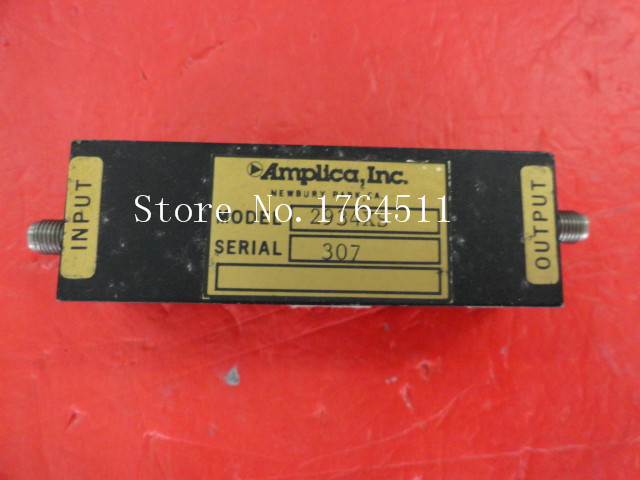 [BELLA] The Supply Of Amplica, Inc 2934XS 15V SMA Amplifier