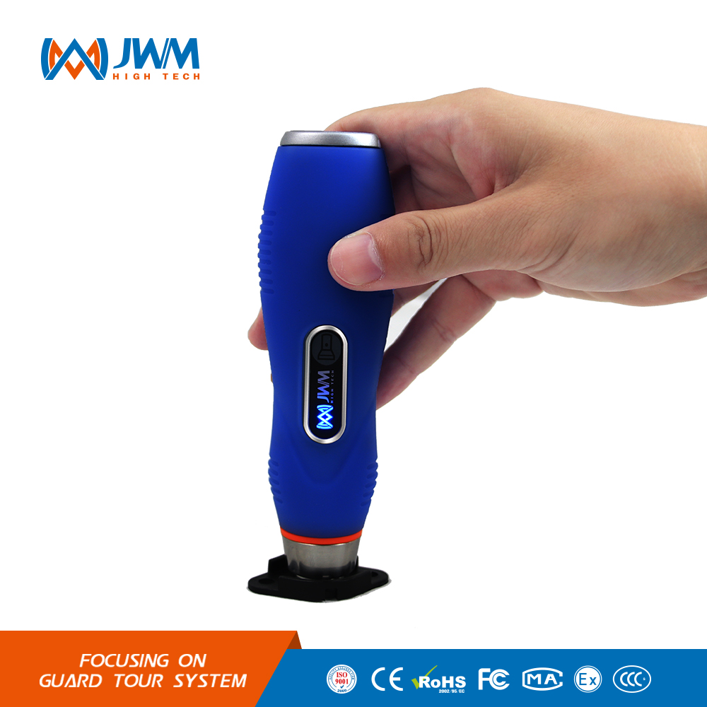 2019 New Product Electronic Touch Flashlight Patrol Stick With Free Cloud Software