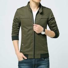 2017 bomberjacke Männer Marke Kleidung Motorrad Herbst Mäntel Männer Jaqueta Masculina Gute Qualität Fashion Slim Fit Jacke Outwear
