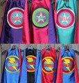Nombre completo-regalo de cumpleaños de niño personalizado-capa de superhéroe personalizada-cualquier nombre-muchos colores-superhéroe fiesta