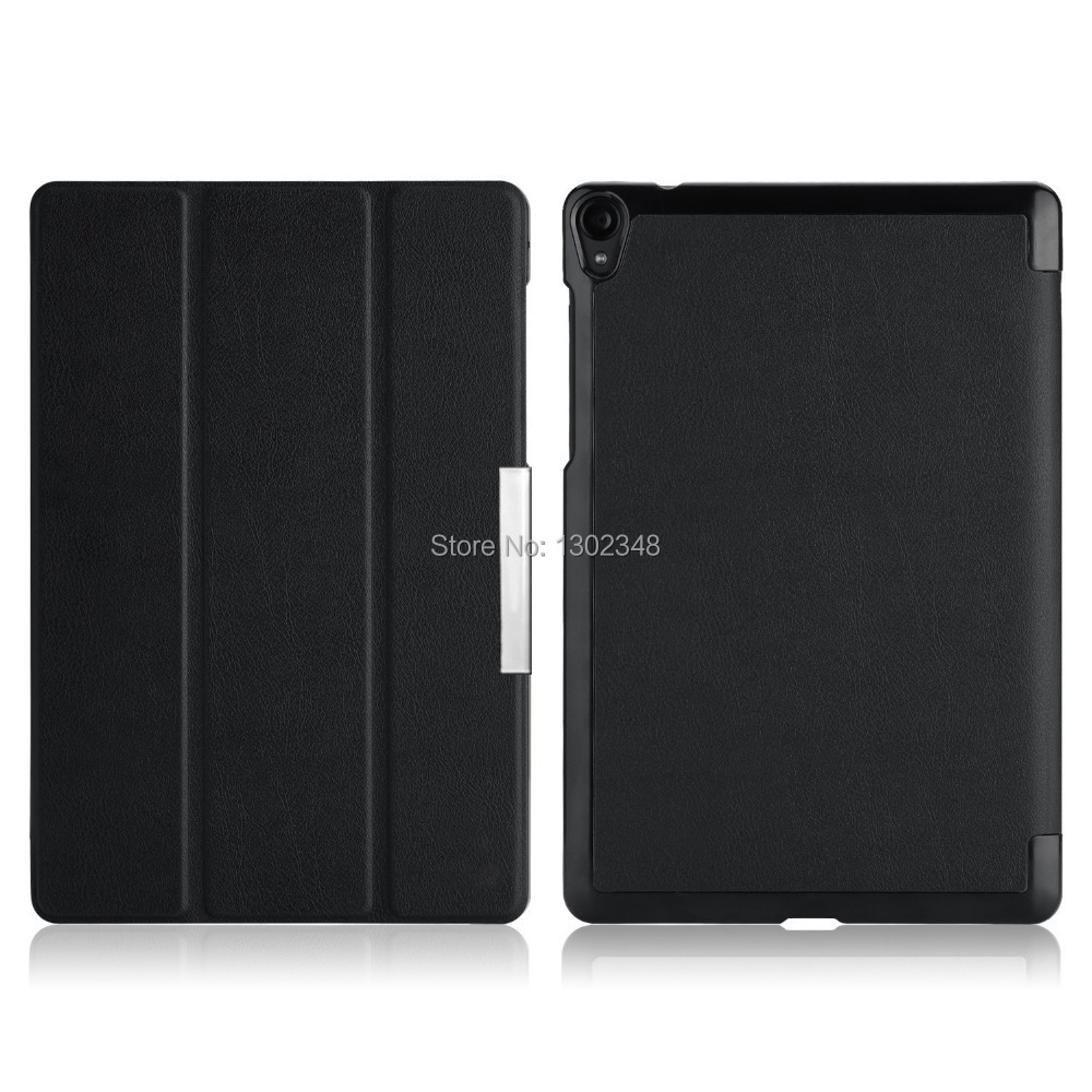 Luxury Lightweight Wake/Sleep Original Tri-Fold Stand Case,Ultra Slim MagSmart Leather Tablet Cover For Google Nexus 9 8.9 inch z ultra google edition