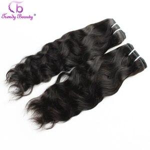 Image 4 - Naturalne brazylijskie włosy falowane 100% doczepy z ludzkich włosów 3 sztuk Lot 8 30 cali brazylijski włosy wyplata zestawy nie Remy modne piękne