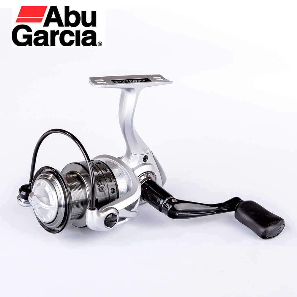 Abu Garcia Silver Max 6 Bearings 5.1:1 Spin Wheel Lightweight Graphite Aluminum Spool Anti-Reverse Bearing SMAX Spinning Reel футболка классическая printio собака great dane