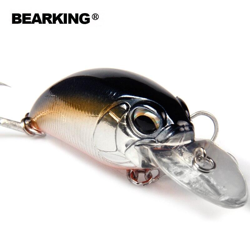 2017 Good Fishing Lures Bear King 65mm 14g Floating Crank