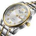 Top Marke Luxus Mode herren Uhren Sport Quarz Armbanduhr Männer Business Wasserdicht Datum Woche Uhr Männlich Relogio Masculino-in Quarz-Uhren aus Uhren bei