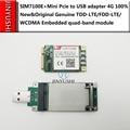 JINYUSHI für SIM7100E Mini Pcie + Pcie zu USB transfer karte 100% New & Original TDD LTE/FDD LTE/WCDMA Embedded quad band auf lager| |   -