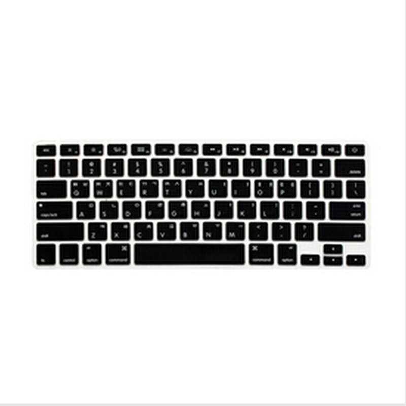 (50pcs) Korean US Silicone keyboard cover protector for