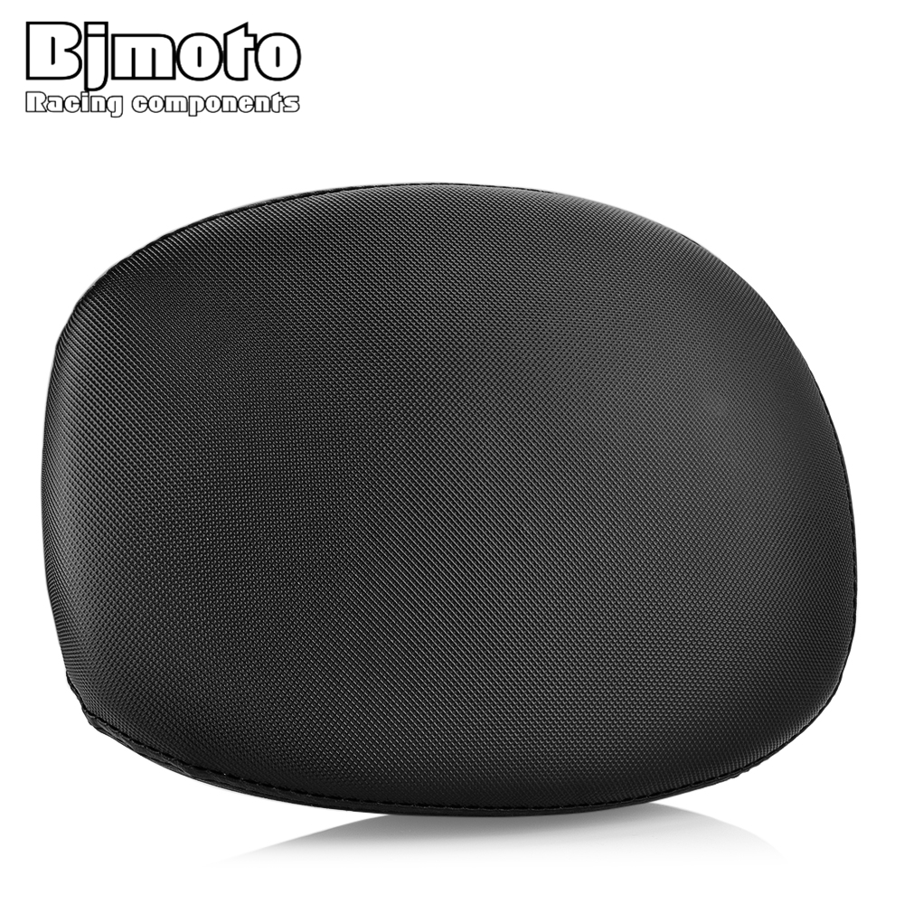 BJMOTO Motorcycle Rear Cushion Seat Passenger Pillion Pad For Harley Forty Eight XL1200X Iron 883 Sportster 1200 XR1200 10-15 цена
