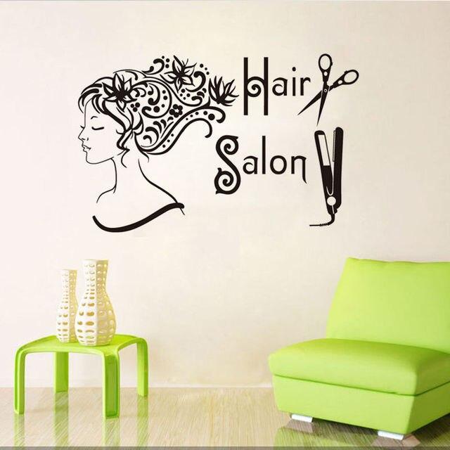 Friseur haare im wohnzimmer