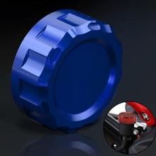 Motorcycle Brake Master Cylinder Oil Filter Fluid Reservoir Cover Cap For SUZUKI GSXR 600 GSXR 750 GSX-R600 2011 2012 2013 2014