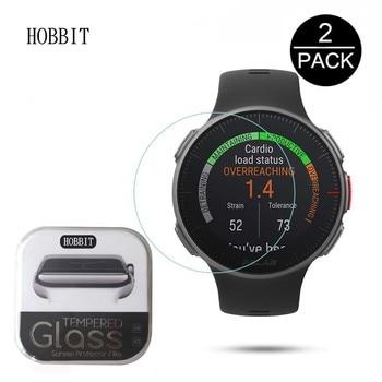 2pcs 2.5D For Polar Vantage V M Tempered Glass Screen Protector For POLAR Vantage V M Smart Watch Protective Film Guard Anti фото