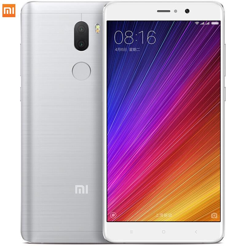 Galleria fotografica D'origine Xiaomi Mi5s Plus smartphone 6 GB RAM 128 GB ROM 5.7 ''Snapdragon 821 Mi 5S Plus Téléphones