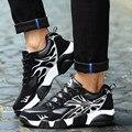 Masculino de cuero Zapatos de Marca Para Hombre Zapatos Casuales Para Hombre Entrenadores Krasovki Gumshoe Zapatos Calzado de Invierno Barato de San Valentín Pisos Aire X153