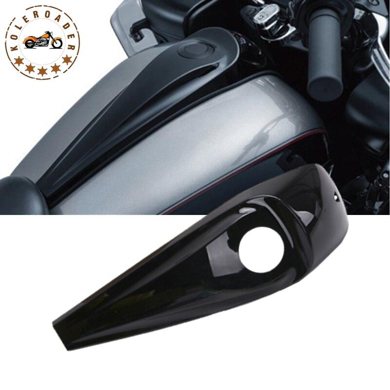 Высокое качество для Harley мотоцикл разделяет тире тире Крышка для Harley улица скользить FLHX FLTR-Роуд Глайд 2008-2017 MBJ106