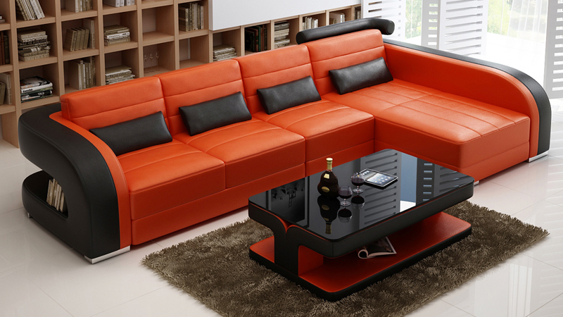 Modern Design Sofa compare prices on modern chaise sofa- online shopping/buy low