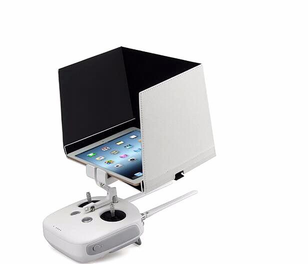 Крепеж планшета ipad (айпад) для диджиай мавик солнечный козырек для пульта для диджиай spark