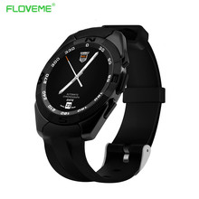 FLOVEME H7 Smart Watch Fashion Sports Wristwatch With Heart Rate Monitor Pedometer Tracker Bluetooth 4 0