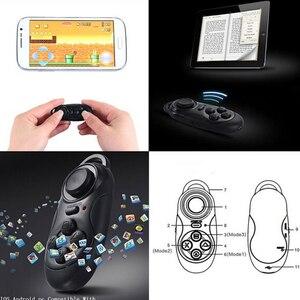 Image 5 - Беспроводной bluetooth контроллер 4 в 1, дистанционный затвор, геймпад для сотовых телефонов, планшетов, мини ПК, ноутбуков, ТВ приставок, для Android / iOS