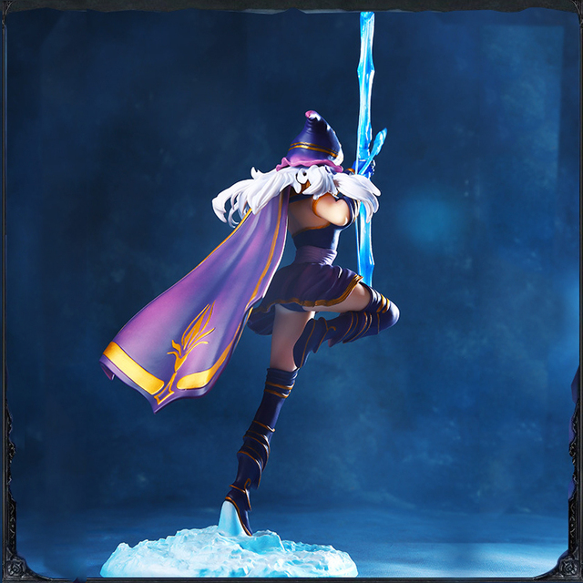LOL League of Legends figure Action Game Ashe Model Toy action-figure 3D Game Heros anime party decor boy Creative Gift 1