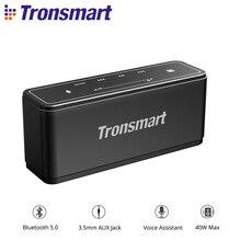 Tronsmart Mega Bluetooth Speaker Portable Wireless 3D Digital Sound TWS 40W Output NFC MicroSD