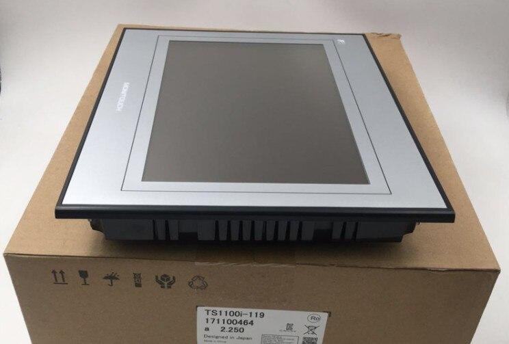 Yeni ve orijinal HMI TS1100i-119 TS1100iYeni ve orijinal HMI TS1100i-119 TS1100i