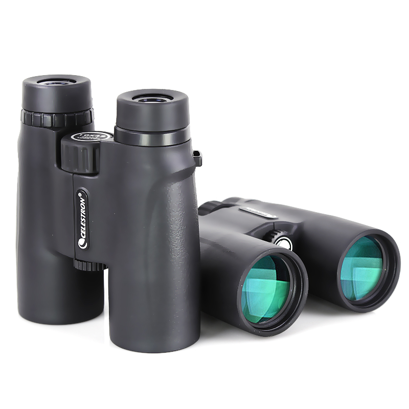 Celestron landscape 10X42 binocular telescope high professional level HD portable travel times spectators viewing