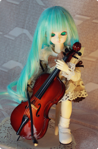 1/6 bjd doll musical instrument bjd violoncellists yosd luts as uncle 1 3 1 4 1 6 doll accessories for bjd sd bjd eyelashes for doll 1 pair tx 03