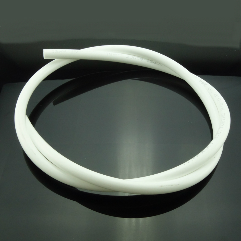 1 Meter 1/4 3/8 Inch OD RO Water PE Hose Tubing White Flexible Pipe Tube For Reverse Osmosis Aquarium Filter System water purifier parts hose flow bend clip 90 degree 1 4 pe tube elbow corner device reverse osmosis system hose pipe diversion