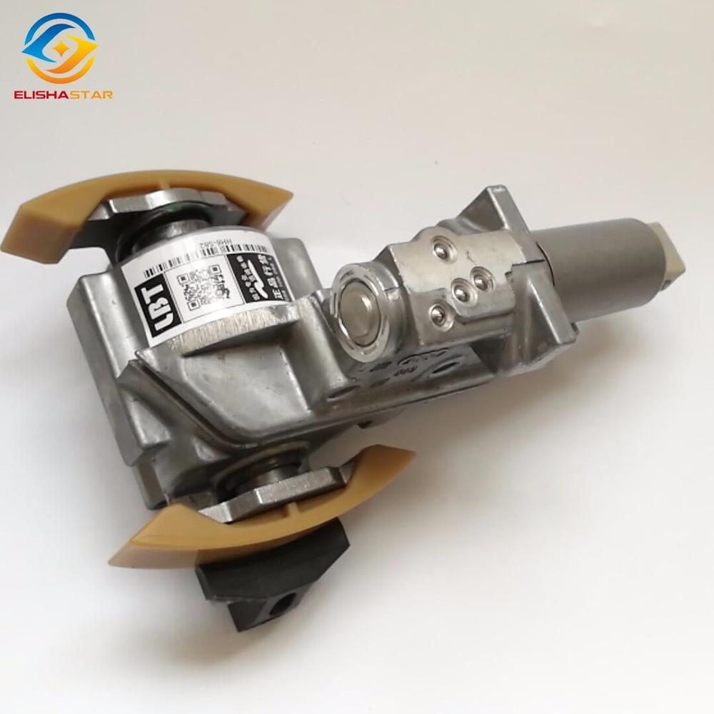 DAZOO Camshaft Adjust Timing Chain Tensioner For VW Jetta Golf MK4 Passat B5 Bora A4 A6 Seat Leon 1.8T 058 109 088 058109088