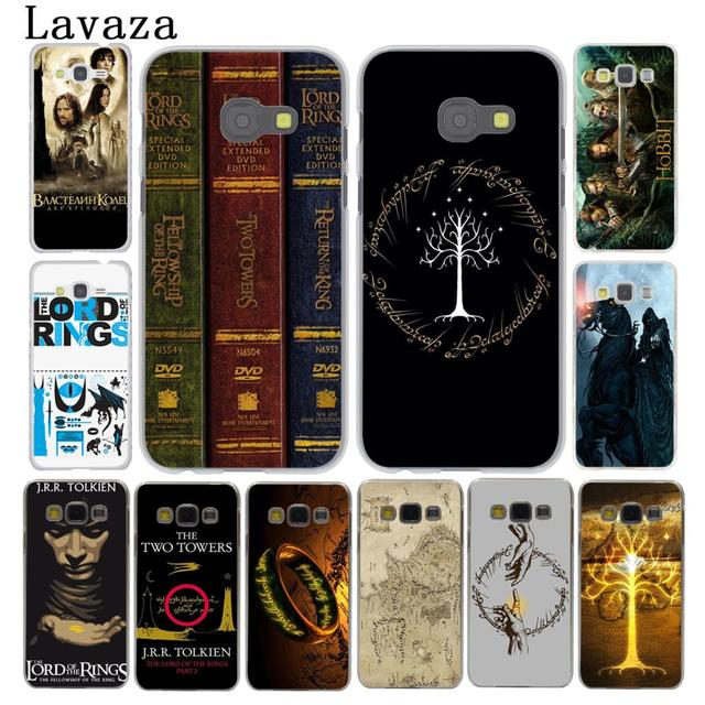 new styles 9db68 72f9d US $1.99 22% OFF|Lavaza The Lord of Rings Hobbit Phone Case for Samsung  Galaxy A3 A5 2015 2016 2017 A6 A7 A8 Plus A9 2018 Note 9 8 Cover Cases-in  ...