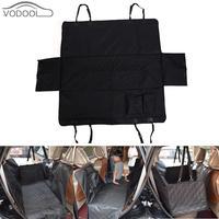 600D Oxford Cloth Pet Car Seat Covers Waterproof Automobile Back Seat Mat Pad Cushion Fot Large