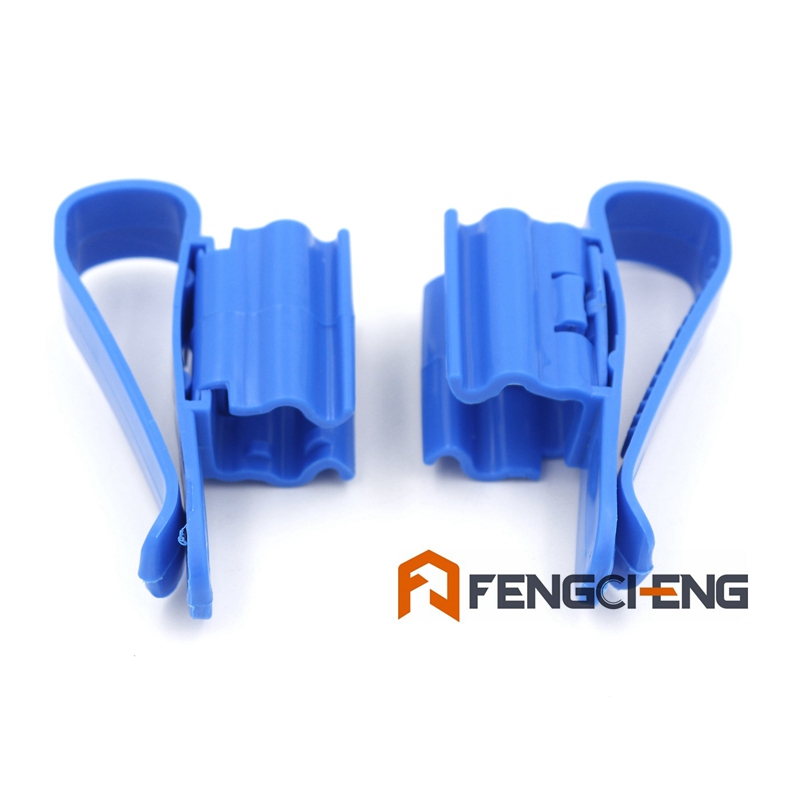 Racking Cane Auto Siphon Tube Clip Clamp Holder Fits Canes Stems For House Home Brew Beer Wine Making Tools